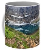 The Heart Of Many Glacier Coffee Mug