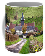 The Heart Of Normandy Coffee Mug