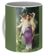 The Hearts Awakening Coffee Mug by William Adolphe Bouguereau