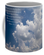 The Heavens Declare The Glory Of God Coffee Mug