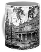 The Henry B. Plant Museum Bw Coffee Mug