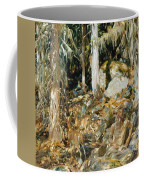 The Hermit. Il Solitario Coffee Mug