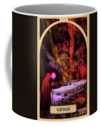 The Hermit Coffee Mug by John Edwards