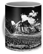 The High Andes Monochrome Coffee Mug