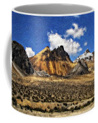 The High Andes Painted Version Coffee Mug