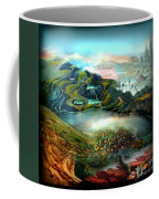 The Highkingdom Of Loch Lein Aka Hesperidean Avalon Coffee Mug