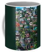 The Hill     Trinidad  Coffee Mug by Karin  Dawn Kelshall- Best