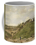 The Hill Of Montmartre With Stone Quarry 2 Coffee Mug