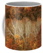 The Hills In Autumn Coffee Mug