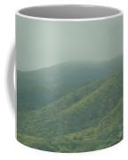 The Hills In Southern California Coffee Mug