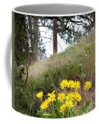 The Hillsides Are Alive Coffee Mug