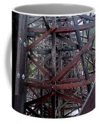 The Historic Kinsol Trestle  Inside View Coffee Mug