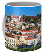 The Historic Town Of Silves In Portugal Coffee Mug
