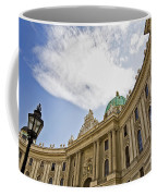 The Hofberg In Vienna Coffee Mug