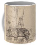 The Hog Coffee Mug