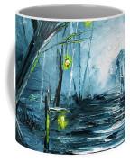 The Hollow Road Coffee Mug