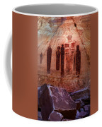 The Holy Ghost With His Companions Coffee Mug