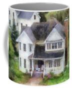 The Homes Of Mackinac Island Michigan 02 Pa Coffee Mug