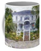 The Homes Of Mackinac Island Michigan 04 Pa Coffee Mug