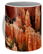 The Hoodoos In Bryce Canyon Coffee Mug