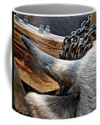 The Horn Of The Beast Coffee Mug