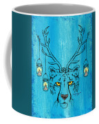 The Horned Cheetah Coffee Mug