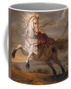 The Horse And The Snake Coffee Mug