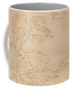 The Horse Shoe On The Shanandoa (sic), Virginia Coffee Mug