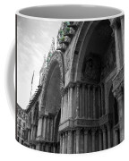 The Horses Of St. Mark Coffee Mug
