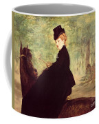 The Horsewoman Coffee Mug