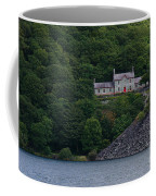 The House By The Llyn Peris Coffee Mug