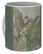 The House Of Dr Gachet In Auvers Sur Oise Coffee Mug