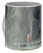 the house of the Chambers of Death Coffee Mug