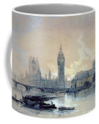 The Houses Of Parliament Coffee Mug