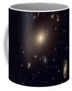 The Hubble Space Telescope Reveals An Coffee Mug by ESA and nASA