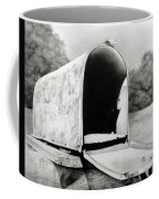 The Humble Mailbox Coffee Mug