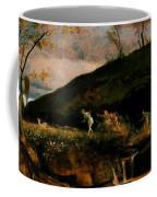 The Hunt Of Diana 1896 Coffee Mug