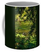 The Hunter - Paint Coffee Mug