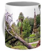 The Hurricane And The Confederate Monuments Coffee Mug