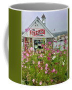 The Ice Cream Store On Bearskin Neck Coffee Mug