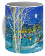 The Iceskaters Coffee Mug
