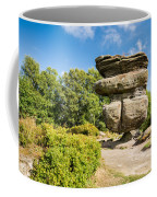 The Idol Rock In Perspective Coffee Mug