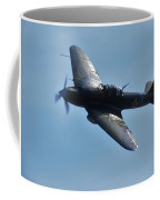 The Ilyushin Il-2 In Flight Coffee Mug