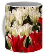 The Image Of A Tulip Coffee Mug