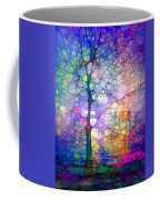 The Imagination Of Trees Coffee Mug