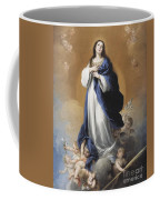 The Immaculate Conception  Coffee Mug by Bartolome Esteban Murillo