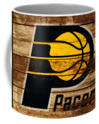The Indiana Pacers 3c Coffee Mug