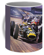 The Indianapolis 500 Coffee Mug