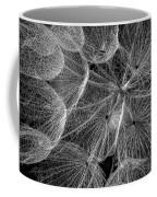 The Inner Weed 2 Monochrome Coffee Mug
