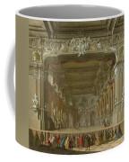 The Interior Of A Theatre Coffee Mug
